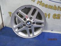 BMW ACCESSORI  BMW 320 CERCHI IN LEGA DA 15 POLLICI 6,5