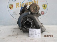 CITROEN MECCANICA  CITROEN PICASSO XSARA 2.0 HDI 90CV TURBINA GARRETT COD. GT-15706977-25