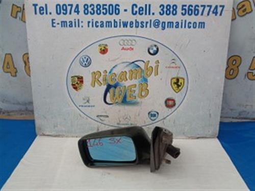 ALFA ROMEO CARROZZERIA  ALFA ROMEO 146 SPECCHIETTO SXE LETTRICO 5 PIN VERDE PAOLETTE