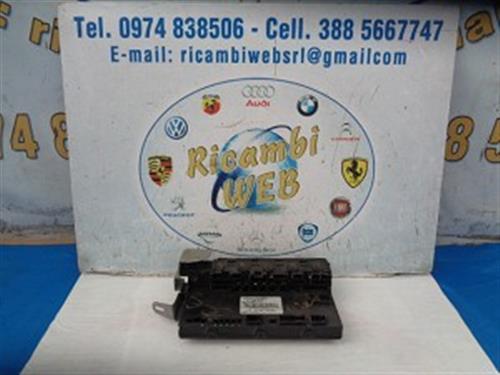 MERCEDES ELETTRONICA  MERCEDES CLASSE E W211 E270 CDI SCATOLA PORTA FUSIBILI '' 2115453601 '