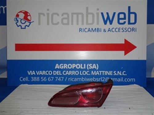 ALFA ROMEO CARROZZERIA  ALFA ROMEO 159 FANALE POSTERIORE INTERNO DX BAULE