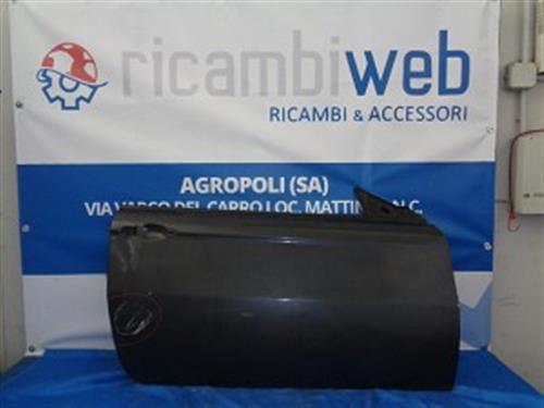 ALFA ROMEO CARROZZERIA  ALFA ROMEO GT SPORTELLO DX NERO