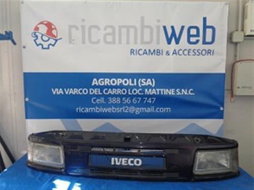 IVECO CARROZZERIA  IVECO DAILY '99 CALANDRA COMPLETA COMPLETA DI FARI
