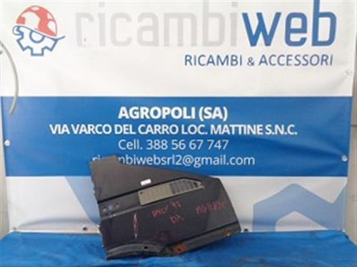 IVECO CARROZZERIA  IVECO DAILY '97 PARAFANGO DX BLU (LEGGERMENTE GRAFFIATO)