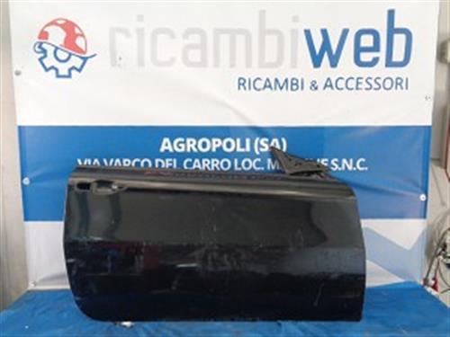ALFA ROMEO CARROZZERIA  ALFA ROMEO GT '04 SPORTELLO DX NERO (LEGGERMENTE GRAFFIATO)