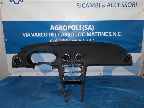 AUDI CARROZZERIA  AUDI A3 '06 CRUSCOTTO COMPLETO DI BOCCHETTE