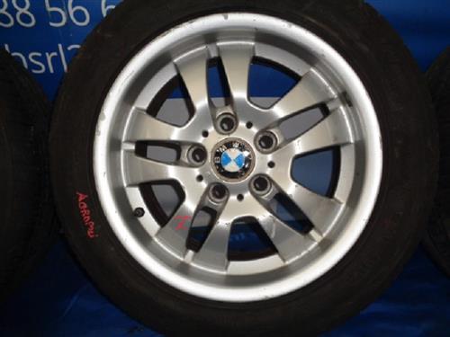 BMW ACCESSORI  BMW SERIE 1 KIT CERCHI E GOMME 205\55\R16 ( GOMME AL 50% )