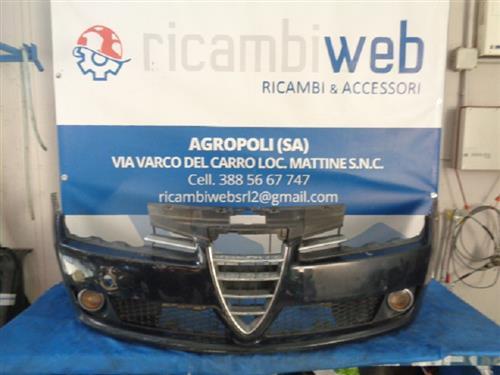 ALFA ROMEO CARROZZERIA  ALFA ROMEO 159 PARAURTI ANTERIORE BLU CARABINIERI CON FARETTI