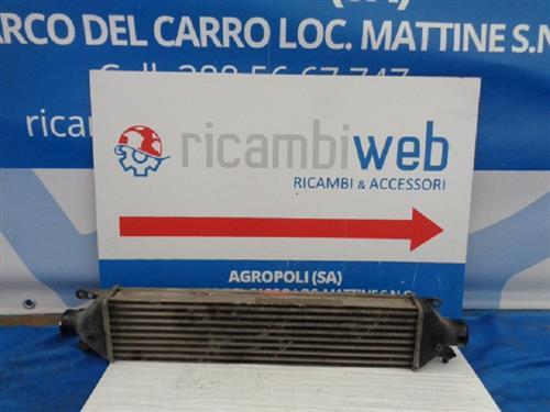 FIAT TERMICO CLIMA  FIAT BRAVO 2010 1.6 MTJ INTERCOOLER