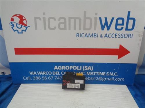 PEUGEOT ELETTRONICA  PEUGEOT 206 PLUS CENTRALINA CHIUSURA CENTRALIZZATA '' 96333762.80 ''