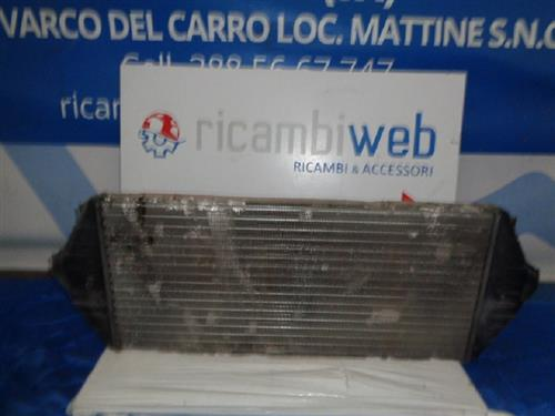 FIAT TERMICO CLIMA  FIAT SCUDO '00 2.0 JTD RADIATORE INTERCOOLER