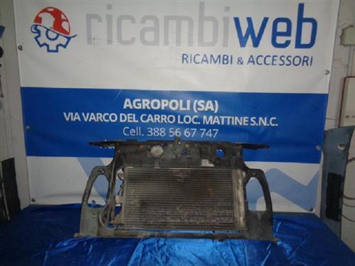 FIAT TERMICO CLIMA  FIAT PANDA '05 1.3 MTJ KIT RADIATORI COMPLETO CON CALANDRA *