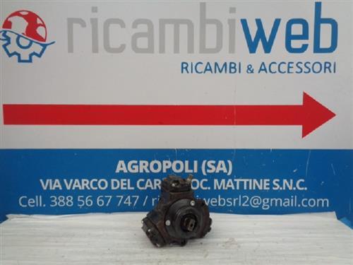 FIAT MECCANICA  FIAT PANDA 1.3 MTJ POMPA COMMON RAIL '' 0445010080 ''