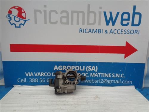 ALFA ROMEO MECCANICA  ALFA ROMEO 159 1.9 MTJ 150CV CORPO FARFALLATO