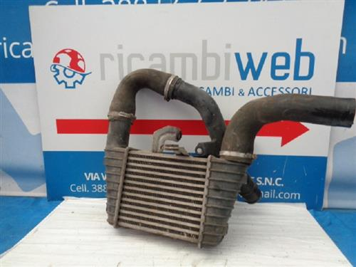 SMART TERMICO CLIMA  SMAR FORFOUR 1.5 DCI INTERCOOLER
