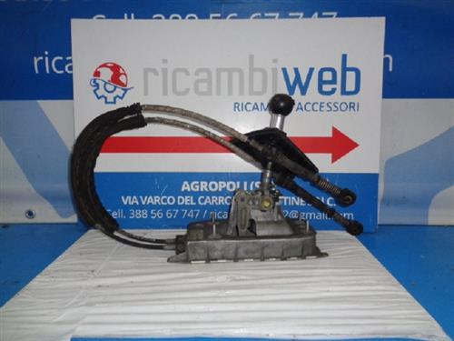 AUDI MECCANICA  AUDI A3 SPORTBACK '06 2.0 TDI 140CV LEVA CAMBIO CON CAVI 6 MARCE
