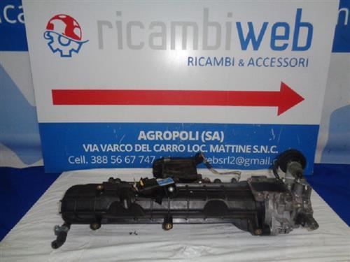 ALFA ROMEO MECCANICA  ALFA ROMEO 159 1.9JTDM 150CV COLLETTORE DI ASPIRAZIONE CON FARFALLATO