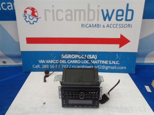 GREAT WALL ELETTRONICA  GREAT WALL HOVER AUTORADIO COMPLETO CON DISPLAY