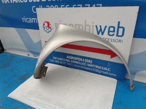 SMART CARROZZERIA  SMART FORTWO 450 PARAFANGO POSTERIORE DX GRIGIO ARGENTO