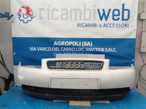 AUDI CARROZZERIA  AUDI A3 '00 PARAURTI ANTERIORE BIANCO