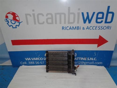 MERCEDES TERMICO CLIMA  MERCEDES CLASSE A '08 RADIATORE STUFA  ''  A1698300261 ''