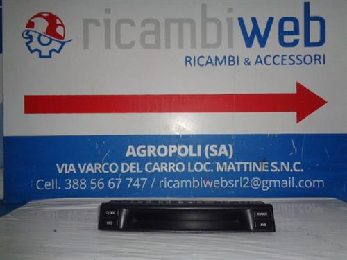 MAZDA ELETTRONICA  MAZDA 6 DISPLAY CENTRALE COMPUTER DI BORDO '' CA-DM4292K ''