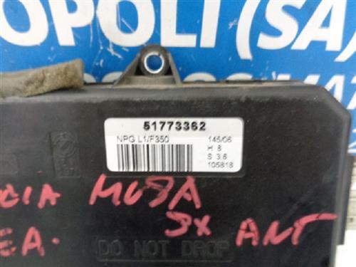 LANCIA ELETTRONICA  LANCIA MUSA \ IDEA MODULO ALZAVETRI ANTERIORE SX '' 51773362 ''