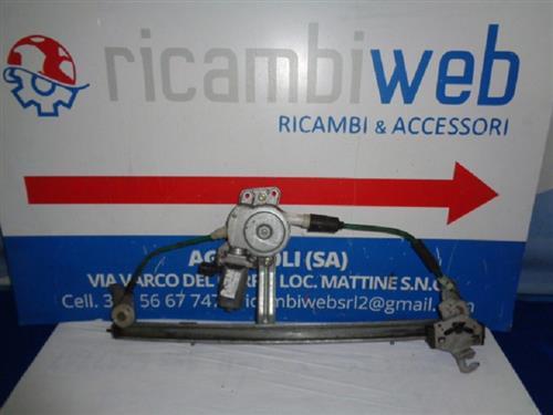 ALFA ROMEO CARROZZERIA  ALFA ROMEO 146 CREMAGLIERA ANTERIORE SX ELETTRICA