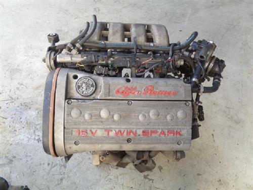 ALFA ROMEO MECCANICA  ALFA ROMEO 156 1.6 B TS 16V MOTORE '' AR67601 ''