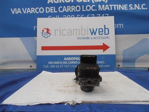 ALFA ROMEO ELETTRONICA  ALFA ROMEO 147 POMPA ABS COD BOSH 0265950127