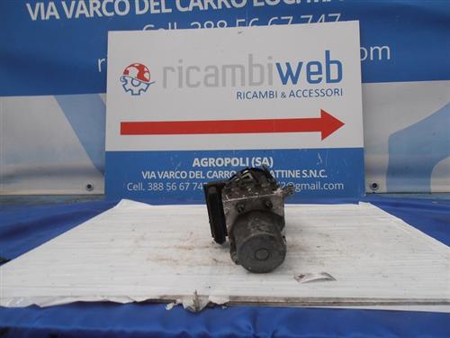 SUBARU ELETTRONICA  SUBARU FORESTER 2.0 POMPA ABS COD.0265950924