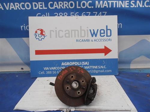 FIAT MECCANICA  FIAT PANDA 1.3 MJT 2005 MOZZO ANTERIORE SX