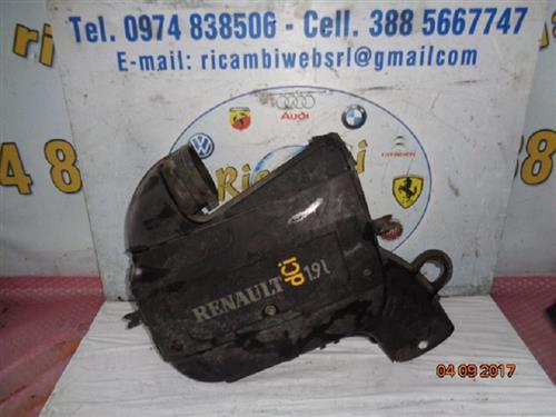 RENAULT MECCANICA  RENAULT SCENIC '02 1.9 DCI CASSA FILTRO