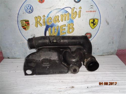 AUDI MECCANICA  AUDI A2 1.4 B '01 CASSA FILTRO