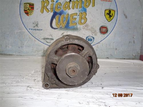 CITROEN MECCANICA  CITROEN DIANA 2CV ALTERNATORE