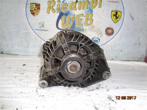 BMW MECCANICA  BMW 320 ALTERNATORE