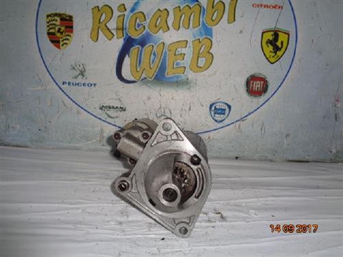 ALFA ROMEO MECCANICA  ALFA ROMEO 147 1.6 B 16V MOTORINO AVVIAMENTO '' 1005831270 ''