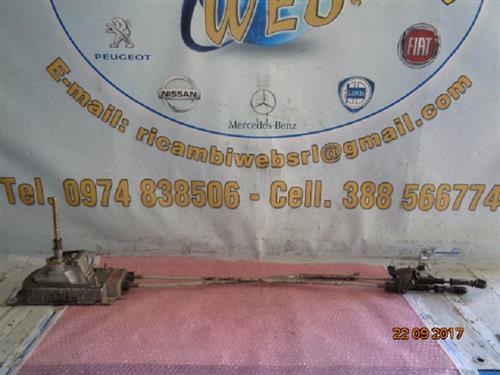 AUDI MECCANICA  AUDI A3 1.8 B LEVA CAMBIO CON CAVI