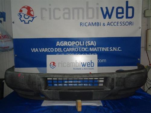 IVECO CARROZZERIA  IVECO DAILY C13 PARAURTI ANTERIORE NERO OPACO