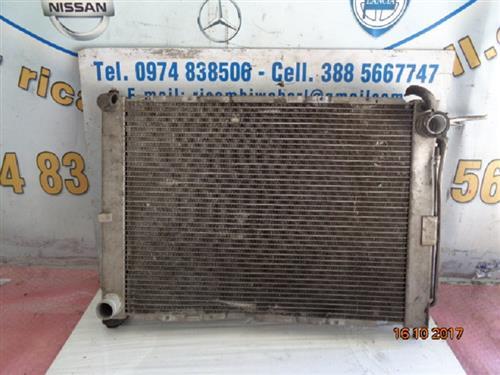 NISSAN TERMICO CLIMA  NISSAN MICRA K12 1.5 D RADIATORE ACQUA E A/C
