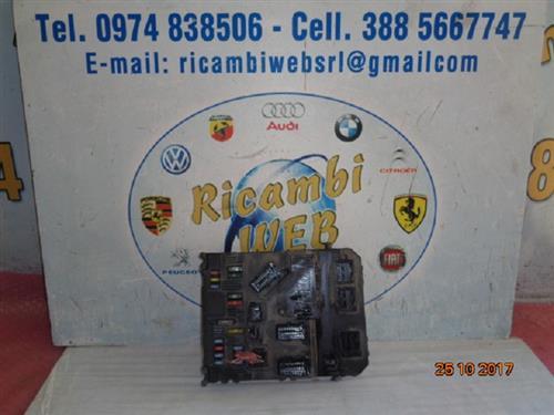PEUGEOT ELETTRONICA  PEUGEOT RANCH / BERLINGO 1.6 D CENTRALINA MODULO COMFORT  9657999680