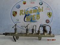 RENAULT MECCANICA  RENAULT MEGANE 1.9 DCI FLAUTO INIETTORI BOSCH 0445214024