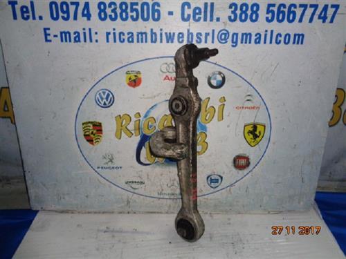 AUDI MECCANICA  AUDI A6 '98 \ '04 BRACCIO OSCILLANTE ANTERIORE SX