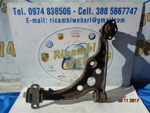 FIAT MECCANICA  FIAT DUCATO 2.8 JTD '01 BRACCIO OSCILLANTE ANTERIORE SX