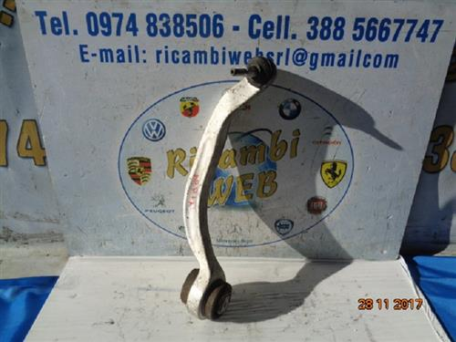 AUDI MECCANICA  AUDI A4 '04 BRACCIO OSCILLANTE ANTERIORE SX