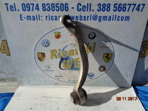 AUDI MECCANICA  AUDI A4 '04 BRACCIO OSCILLANTE ANTERIORE DX