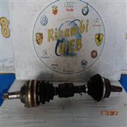 ALFA ROMEO MECCANICA  ALFA ROMEO 156 SEMIASSE SX