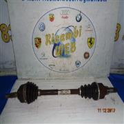 CITROEN MECCANICA  CITROEN C3 2004 BENZINA SEMIASSE SX