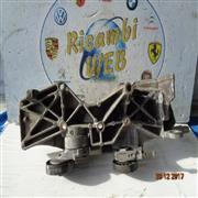 RENAULT MECCANICA  RENAULT CLIO 1.6 B ANNO 2000 SUPPORTO ALTERNATORE 7700875413
