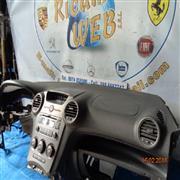 KIA CARROZZERIA  KIA CARENS ^07 CRUSCOTTO COMPLETO DI AUTORADIO CLIMA OROLOGIO AIRBAGDX